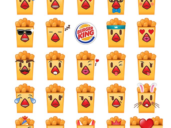 Emoji Advertising